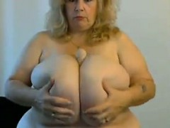 Mature BBW With Huge Boobs