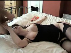 Wife want the cock of her husband in the cunt