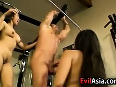 Beautiful Girls With One Cock